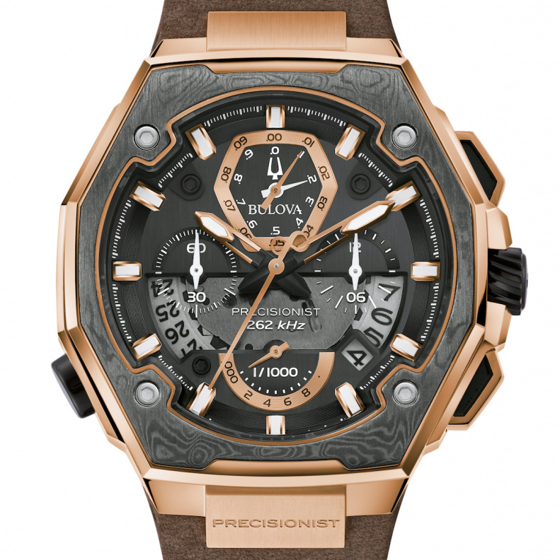 BULOVA Precisionist X Collection