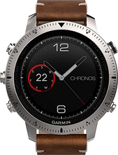 GARMIN fenix Chronos Leather
