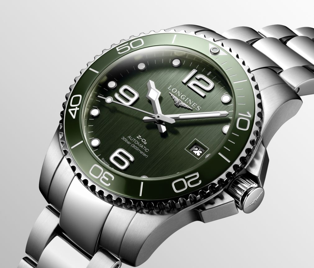 часы LONGINES HydroConquest Green Boutique Edition