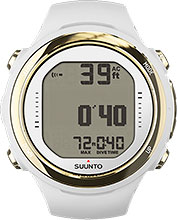 SUUNTO D4i Novo Light Gold