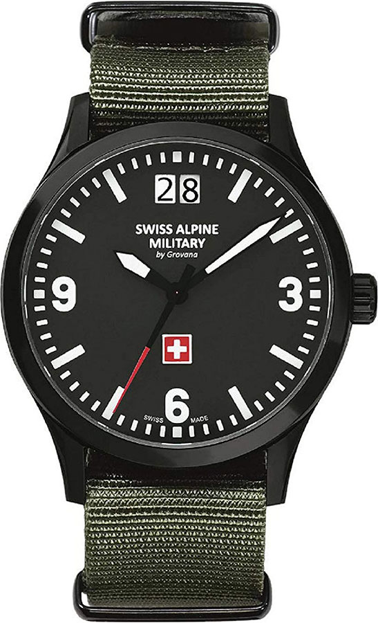 SWISS ALPINE MILITARY 1744.1677SAM