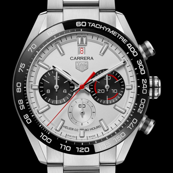 Новая модель Carrera 160 Years Anniversary Limited Edition к юбилею TAG HEUER