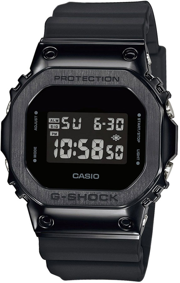 CASIO GM-5600B-1E