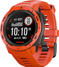 GARMIN Flame Red
