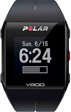POLAR V800 HR Black/Black