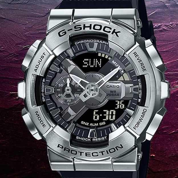 CASIO G-Shock Youth Metal GM-110
