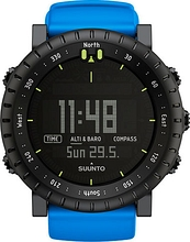 SUUNTO Core Blue Black