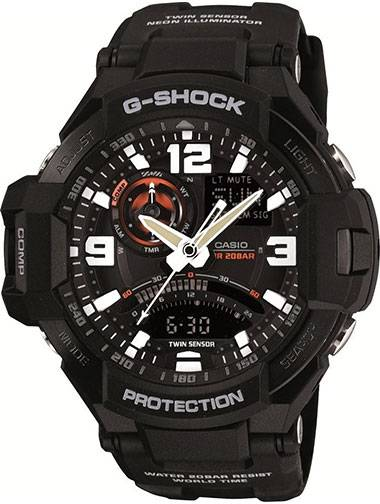 b16b835d381a CASIO G-Shock Gravitymaster - купить наручные часы в магазине ...