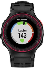 GARMIN Forerunner 235 Black/Marsala Red