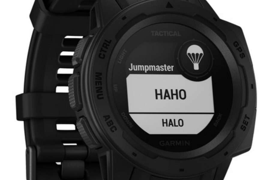 Тактические часы GARMIN Instinct Tactical Edition