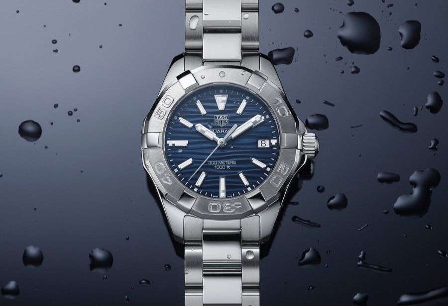 Женские часы TAG HEUER Aquaracer Lady